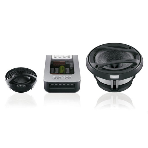 Audison AVK5 2 Way System 28mm TWTR 130mm Woofer+ XOver