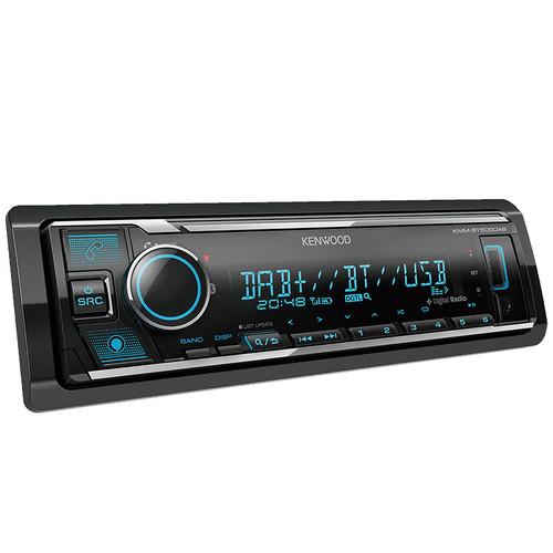 Kwood KMM-BT506DAB DAB+ Bluetooth 4.2 Dig Media Receiver