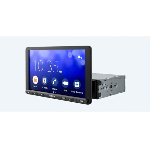 Sony XAVAX8000 8.95 In A/V Apple Carplay Android Auto