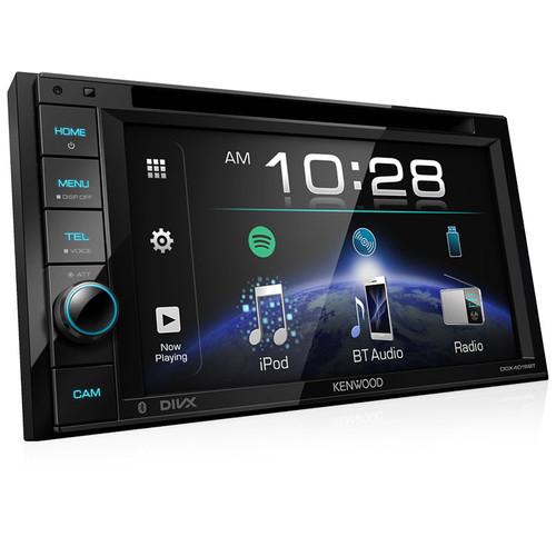 "Kenwood DDX4019BT 6.1"" In Dash Media DVD Player"