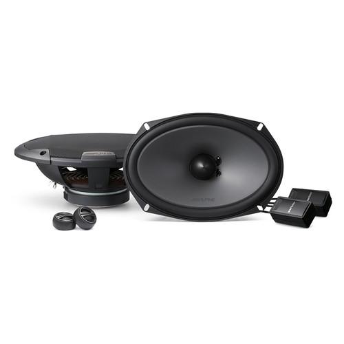 Alpine  SPC-690C C-Series 6×9 Inch 2-Way Component Speaker