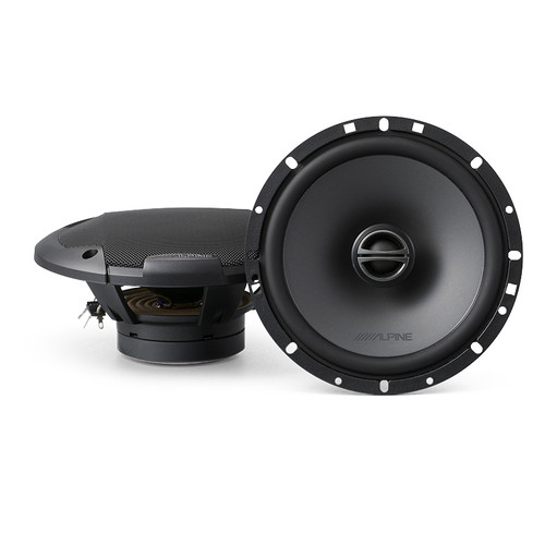 Alpine SPC-170 C-Series 6-1/2 Inch 2-Way Coaxial Speaker