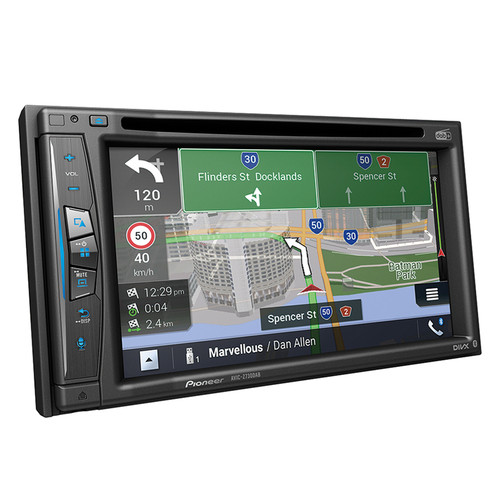 "Pioneer AVICZ730DAB 6.2"" built in NAV/Wireless Apple CarPlay +DAB Radio"