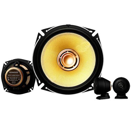 Kenwood KFCX1704 Hi-Res Audio Certified 17cm Component Speaker