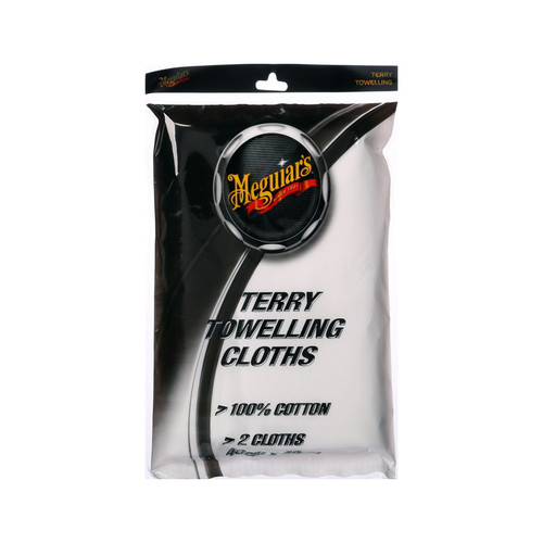 Meguiars Terry Toweling Cloths EPTOW