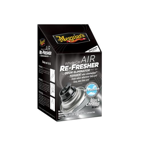 Meguiars Air Re-Fresher - Black Chrome (Aerosol) G181302