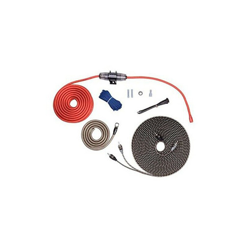 Rockford Fosgate RFK8I 8 gauge power, ground and signal installation kit