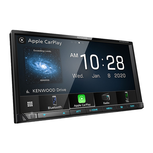 Kenwood DMX8020S Monitor Receiver with Android auto and Apple CarPlay FREE REVERSE CAMERA