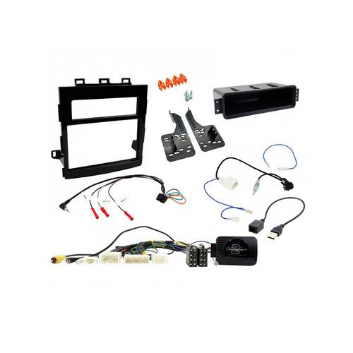 Aerpro FP8342K Install kit to suit Suit Subaru Impreza