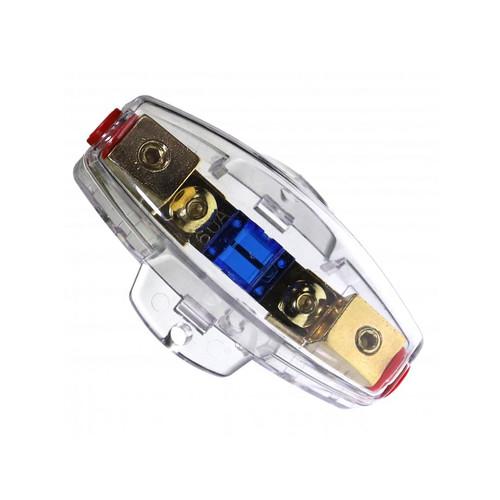 Aerpro BSXFH48 4/8 GA Mini Anl Fuse Holder