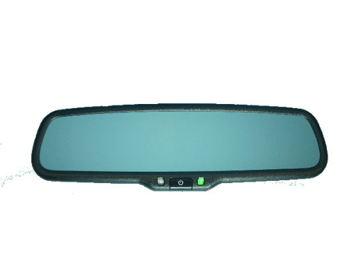 Antitheft RKFO-33S Auto Bright Mirror FIAT Mount
