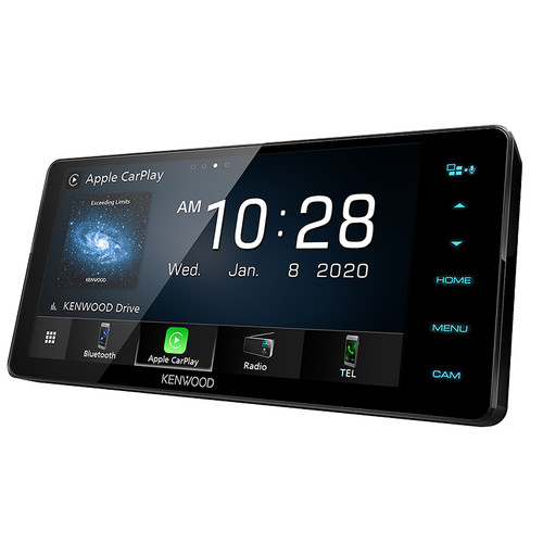 Kenwood DMX820WS Media Player Apple Car and Android perfect Toyota Fit
