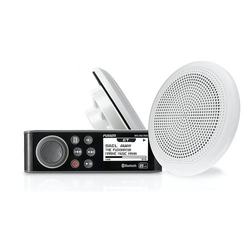 Fusion MSRA70NKTS MS-RA70N & 6 2-Way Speaker Pack