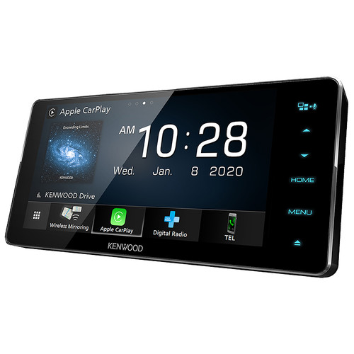 Kenwood DDX920WDABS Suit Toyota Android and Wireless Car Play CD DVD