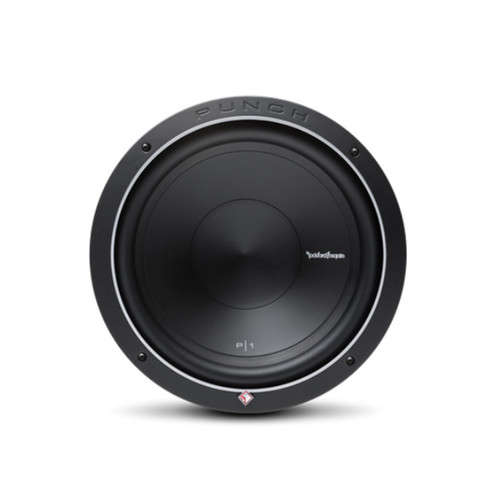 """Rockford Fosgate P1S4-12 Punch 12"""" P1 4-Ohm SVC Subwoofer"""