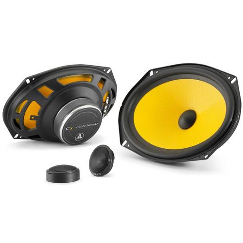 JL Audio C1-690 6 x 9-inch 150 x 230 mm 2-Way Component Speaker System