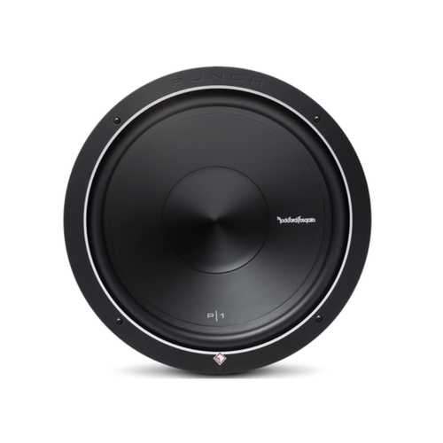 """Rockford Fosgate  P1S2-15 Punch 15"""" P1 2-Ohm SVC Subwoofer"""