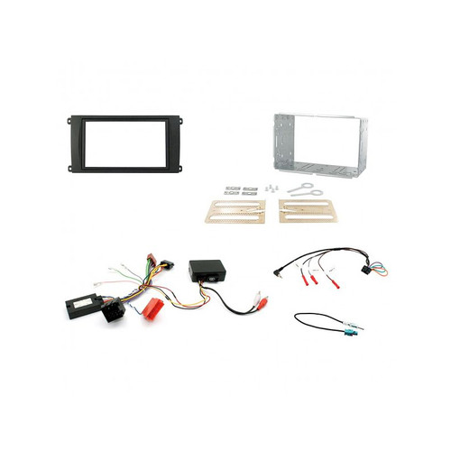 Aerpro FP8311K Install Kit Suit PORSCHE CAYENNE 07-10 PCM2