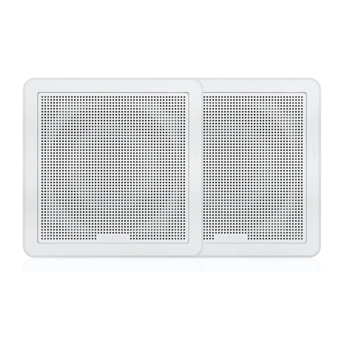 "Fusion FM-F65SW / 010-02299-10  FM Series 6.5"" 120 Watt Flush Mount Marine Speakers"