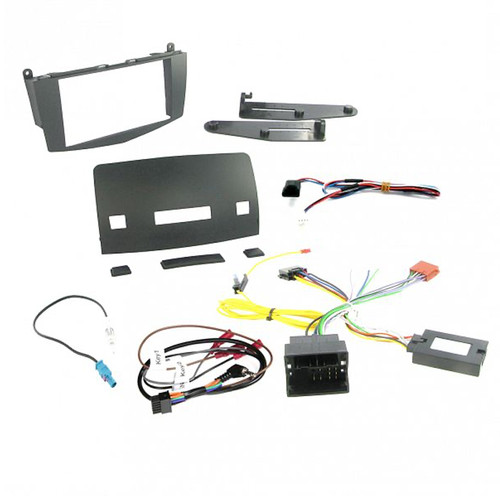 Aerpro FP8324K Install Kit to suit Mercedes Clcass W204 Black