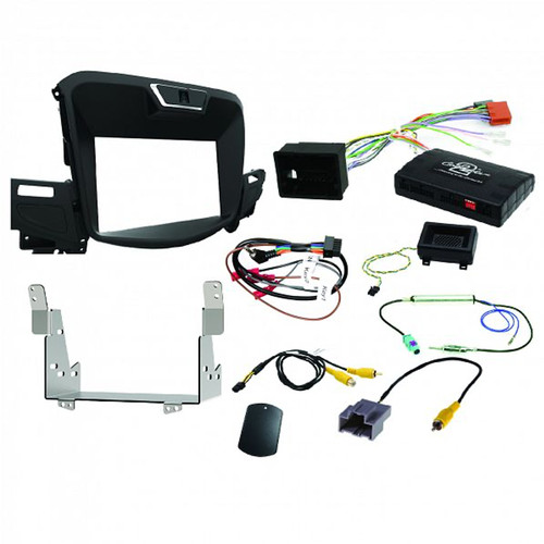 Aerpro FP9353K Install Kit Suit Holden Commodore VF BLK