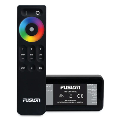 Fusion MS-CRGBW Lighting Control Module With Wireless Remote Control