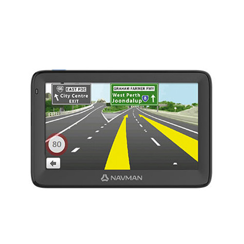 Navman EZY470MT 5 Inch GPS Navigation with Bluetooth