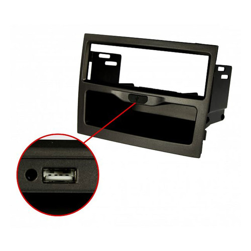 Aerpro FP9019B Facia to suit Holden VY-VZ, With USB black