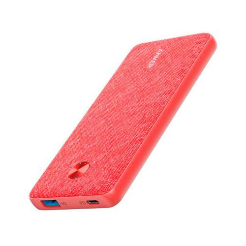 Anker A1231T51 PowerCore III Sense 10K Pink Fabric