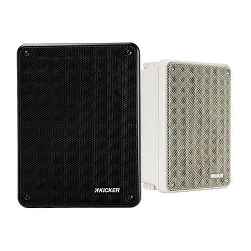 Kicker 46KB6G Indoor / Outdoor speakers  in GREY