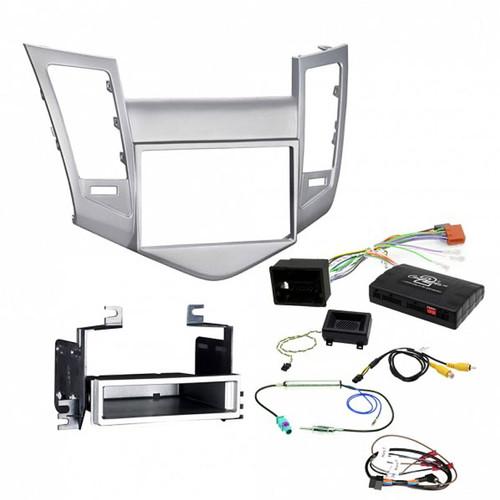 Aerpro FP9421KC Install kit to suit Holden Cruze JG, JH Mylink  Silver