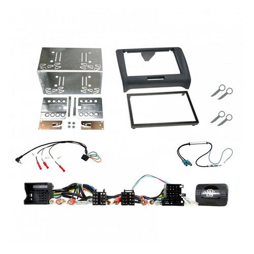 Aerpro FP8457K Install kit to suit Audi TT (Black)