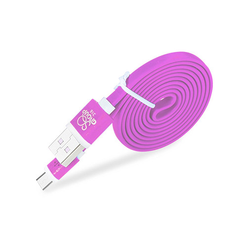 SQ Group SQMICROUSBV2 Micro USB cable Pink