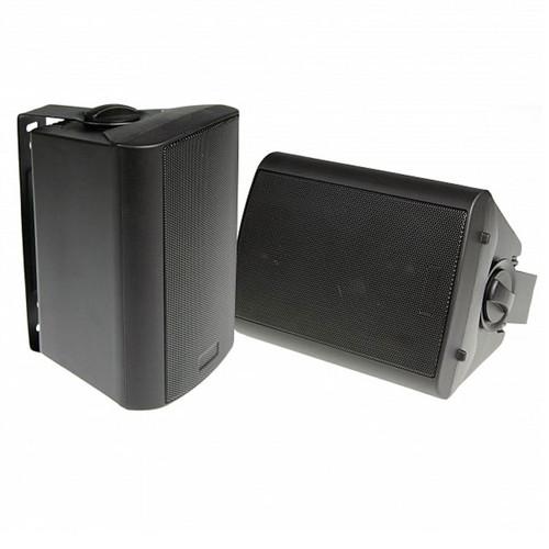 """Studio Acoustics SA500B 4"""" 2 Way 60W Indoor/ Outdoor speakers"""