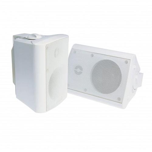 """Studio  Acoustics SA500W 4""""2 Way 60W Indoor/ Outdoor Speakers"""