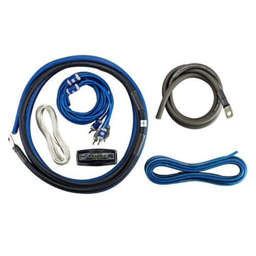Kicker 46CK4 Amp Power Kit 4 AWG / 2 channel kit