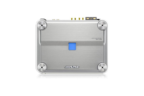Alpine PDX-4.100M Marine 4/3/2 Channel Power Density Digital Amplifer