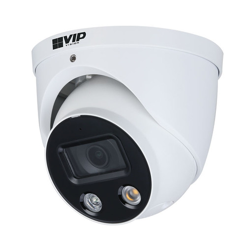 VIP Vision VSIPP-2DG-ID Professional AI Series 1080p Fixed Deterrence Turret