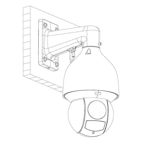 VIP Vision VSIPPTZ-2IRP-I Professional AI Series 2.0MP 25x Zoom PTZ Dome