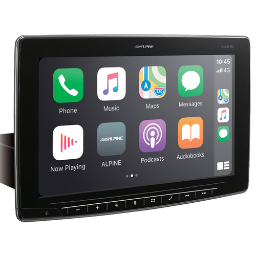 Alpine ILX-F2611E Halo 11 Inch Head Unit With  Apple Car Play Android Auto