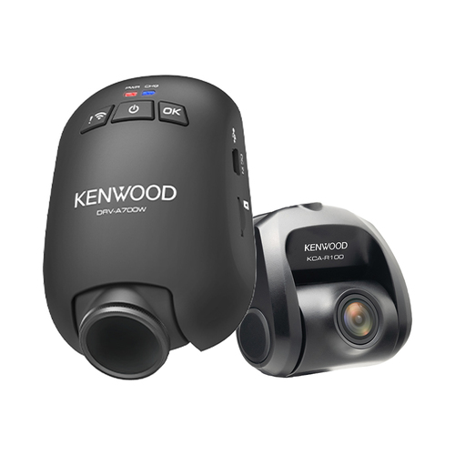 Kenwood DRV-A700WDP GPS Integrated Dual Dash Board Camera