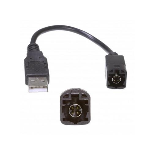 Aerpro APEUUSB1 USB Retention adapter to suit Various European Vehicles