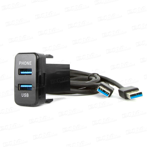 DNA Audio TOYUSB02 USB Adaptor Lead To Suit Toyota - Large