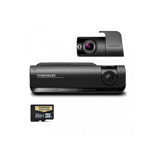 Thinkware T70032 Full HD Front and rear LTE Dash cam with Live view - 32GB