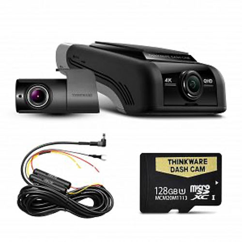 Thinkware U1000 4K UHD Front and Rear dash cam - With 128GB Memory Card