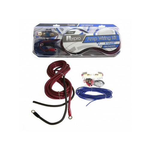 Aerpro BSX008 8GA power install kit 450W