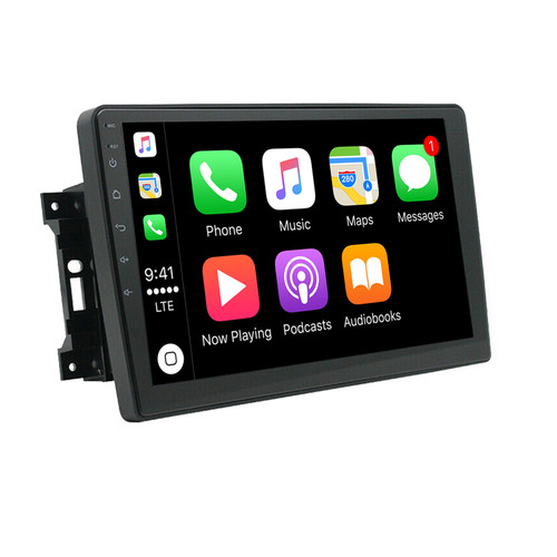 Hybrid Car Systems Jeep Compass 10-16 Compatible Wireless App Connect replacement solution