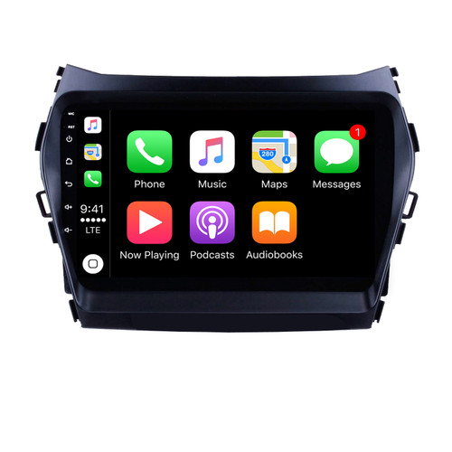Hybrid Car Systems Hyundai Santa Fe 13-17 Compatible Wireless App Connect replacement solution