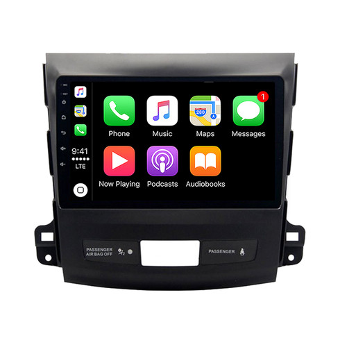 Hybrid Car Systems Mitsubishi Outlander 07-12 Compatible Wireless App Connect replacement solution
