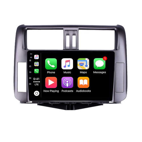Hybrid Car Systems Toyota Prado 09-13 Compatible Wireless App Connect replacement solution